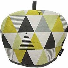 McAlister Textiles Vita Tea Cosy   Ochre Yellow +