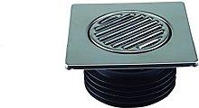 McAlpine Sink, Dry Siphon, Steel,