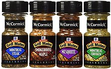 McCormick GRILL MATES 4 Pack Smokehouse Maple -