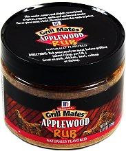 McCORMICK GRILL MATES APPLEWOOD RUB 1 x 125g JAR