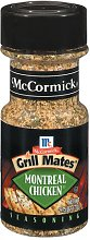 McCormick Grill Mates Montreal Chicken Seasoning
