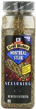 McCormick Grill Mates Montreal Steak Seasoning, 29