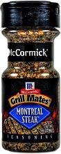 McCormick Grill Mates Montreal Steak Seasoning,