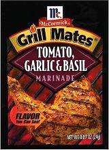 McCormick GRILL MATES Tomato Garlic & Basil