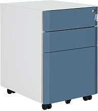 Mccue 3 Drawer Filing Cabinet Rebrilliant