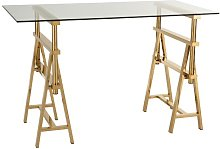 Mcentee Standing Desk Ebern Designs Frame Colour: