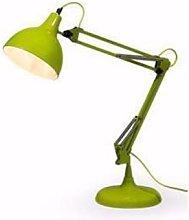 McGowan & Rutherford - Lime Angled Desk Lamp