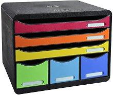 Mcgrath Desk Organiser Symple Stuff Colour: