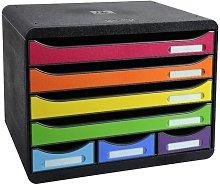 Mcgraw Desk Organiser Symple Stuff Colour: