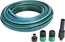 McGregor Heavy Duty Anti Kink Hose Set 25m