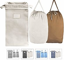 MCleanPin Laundry Hamper Collapsible with 2