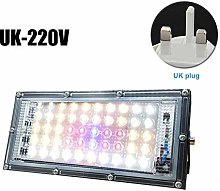 MCLseller LED Grow Light Panel, 50W Equivalent