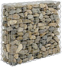 Mcnally Wire Basket Sol 72 Outdoor Size: 90cm H x