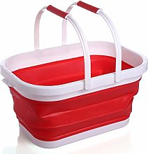 Mcottage 10L Silicone Retractable Folding Bucket