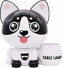 Mcottage Desk Lamp LED Cartoon Cute Crafts Pen