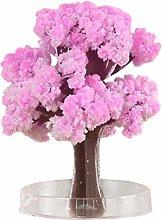 Mcottage Magic Growing Tree Paper Sakura Crystal