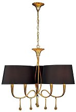 Mcwilliams 6-Light Shaded Chandelier Rosalind