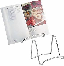 mDesign 2 pc. Set Steel Cookbook Holder -