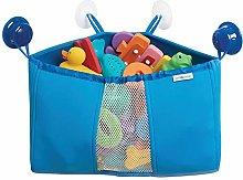 mDesign Baby and Toddler Shower Basket - Bathroom