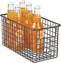 mDesign Basket for All Purposes - The Flexible