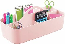 mDesign Desk Organiser – Office Accessories for
