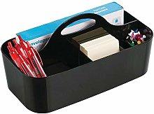 mDesign Desk Organiser – Office Accessories for