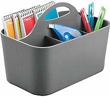 mDesign Desk Organiser – Office Accessory for