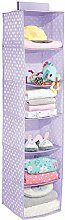 mDesign Hanging Nursery Organiser – Hanging