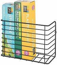 mDesign Kitchen Storage Basket – Practical