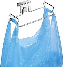 mDesign Over The Cabinet Bag Holder - Practical