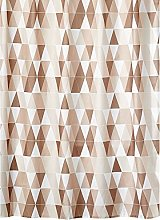 mDesign Shower Curtain — Weighted Privacy