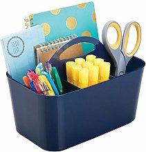 mDesign Small Desk Organiser - Perfect Desk