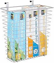 mDesign Storage Basket – Hanging Basket for