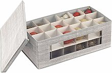 mDesign Storage Box for Gift Wrapping Materials