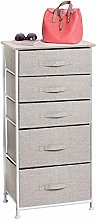 mDesign Wardrobe Organiser — Storage System with