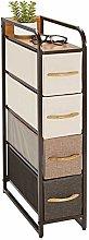mDesign Wardrobe Organiser – Storage System with