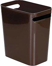mDesign Wastebasket Bin for Office, Kitchen,