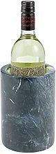 mDesign Wine Bucket — Marble Wine and Champagne