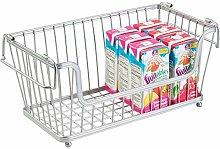 mDesign Wire Basket — Multipurpose Organiser