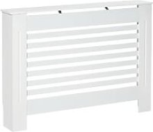MDF Modern Radiator Cover Cabinet Top Shelving