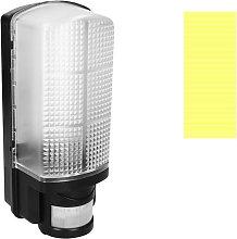 MDNBHLED9PIR LED Bulkhead with PIR 9W 720 lm -