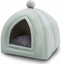 mdtep Soft Pet Bed, Tent Design, Cat House With