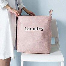 Mdurian Square Storage Bin Foldable Fabric Laundry