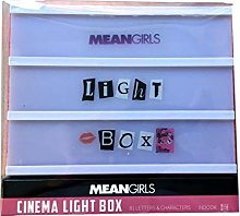 Mean Girls Cinema Light Box with Letters Included