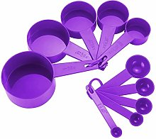 Measuring Cups and Measuring Spoon Scoop Silicone