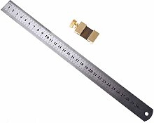 Measuring Tool, 30cm Woodworking Marking Locator,