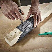 Measuring Tool Ruler Woodworking Ruler 3D Bevel