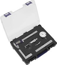 Measuring Tool Set 5pc - Sealey