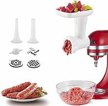 Meat Grinder Attachment for Kitchenaid Stand