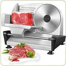 Meat Slicer Electric, Deli Food Slicer with 0-15mm